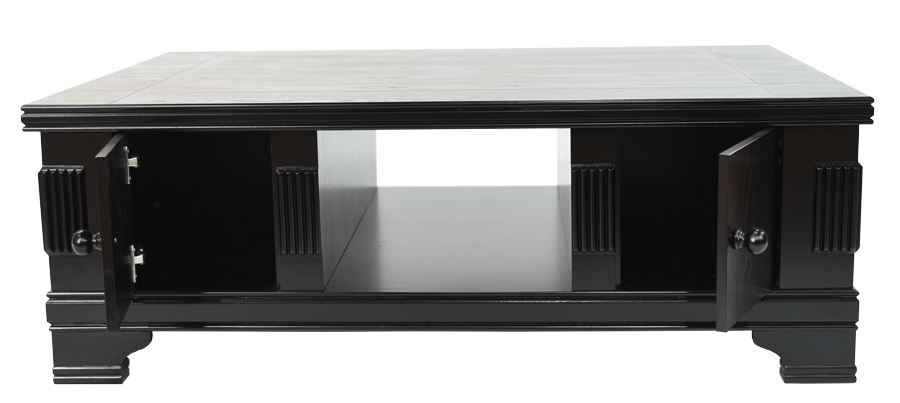 Contemporary Coffee Table Styling