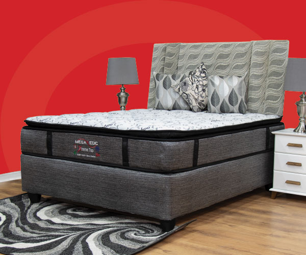 Xtreme Top Mattress And Base Set Johannesburg Furniture Liquidation