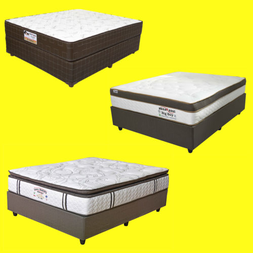 Mattress and Base Sets
