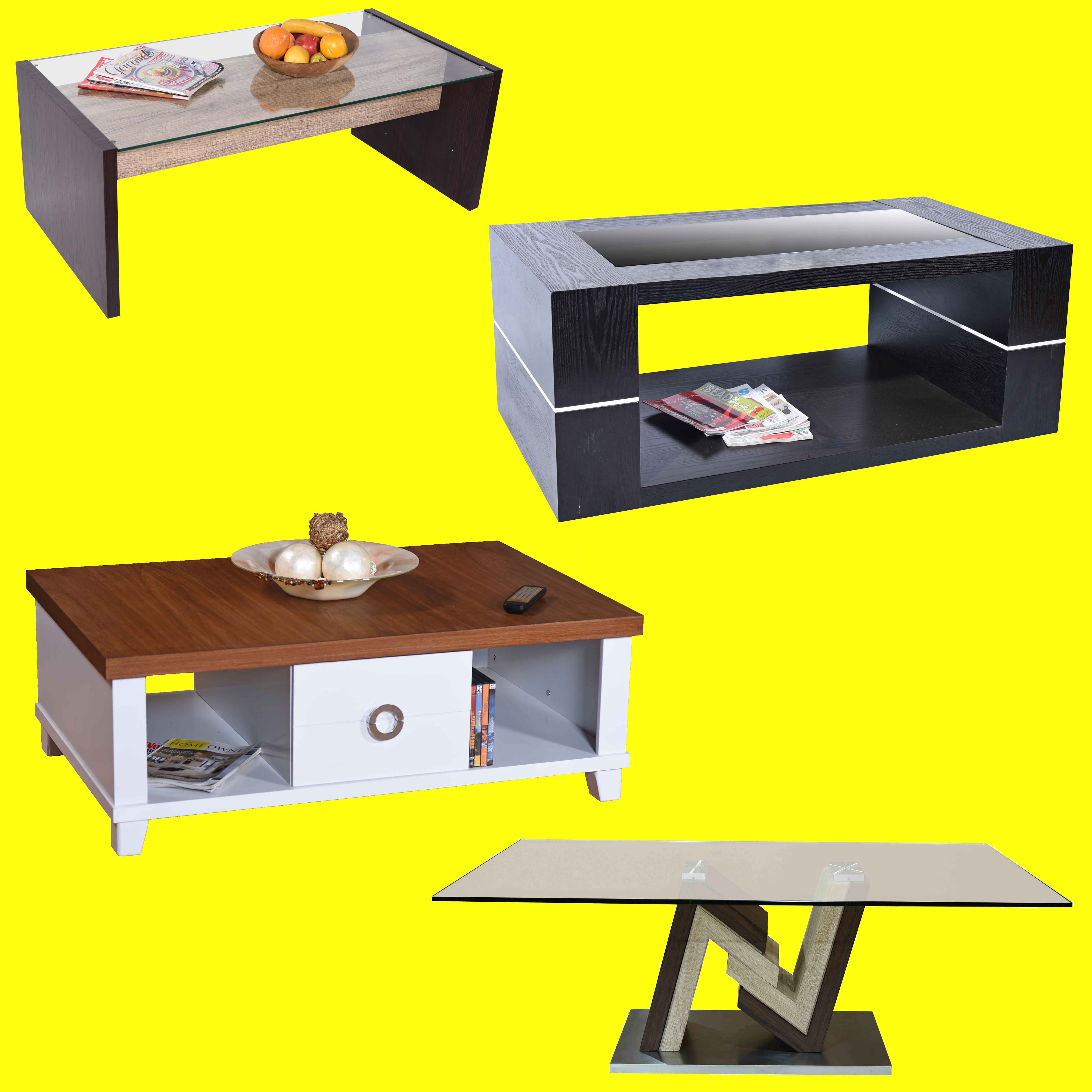 Johannesburg Coffee Table Modern Features: Living Room Furniture